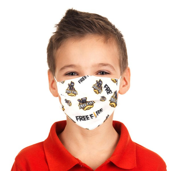 le masque alternatif enfant uns1 free frire