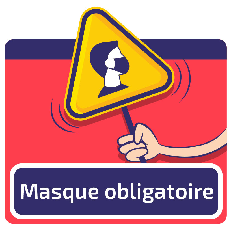 Le port du masque obligatoire en France lemasquegrandpublic.fr